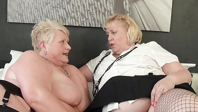 Brutal mature sluts Succulent Ginger and Lexie Cummings essay lesbian sex
