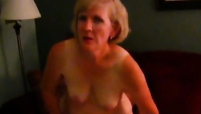 Granny loves black load of shit