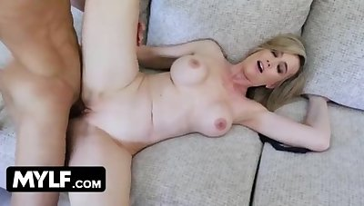 Bonny Milf Lilly James Cheats On Her Husband And Gets Young Studs Huge Saddle with In Her Juicy Muff 14 min  720p