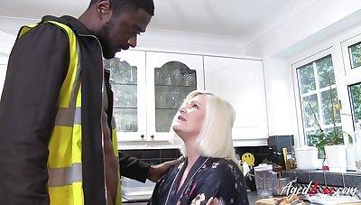 British Mature Interracial Hardcorex