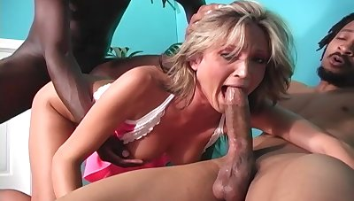 Be transferred to hot mature loads the brush tiny holes here BBC