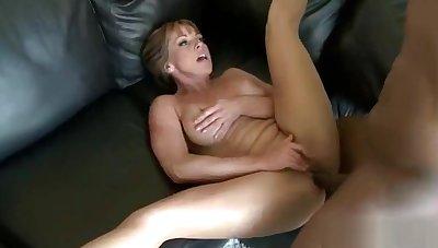 Slut Hot Milf (shayla) In Mixt Copulation Superior to before Cam Riding Big Black Dick mov-26