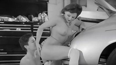 Mozenrath Prewents : Vintage Beauty Girls Dreamers Lesbian Strapon