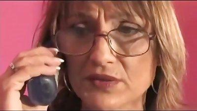 Diverting Milf Fucks Her Son's Friend  - jillian foxxx