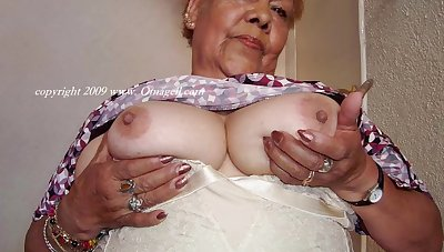 OmaGeiL Stash abundance be useful to Unpaid Granny Pictures in Video
