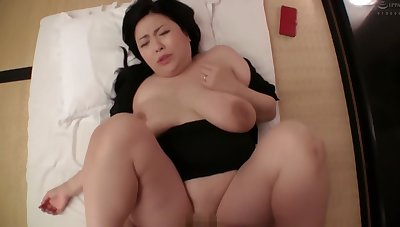 Ofku-096 The Mother Of A China Who Came To Tokyo From N