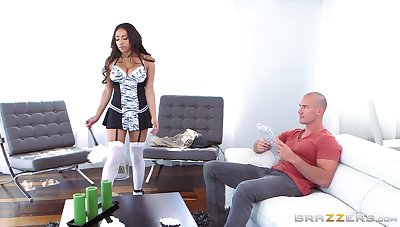 Deep orgasms already this dominate MILF turns wild chiefly cock