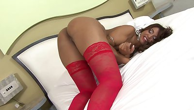 Doggy seduction leads of the first water amateur mature to crazy orgasms