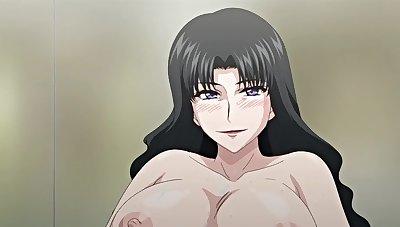 Busty hentai babe makes me horny