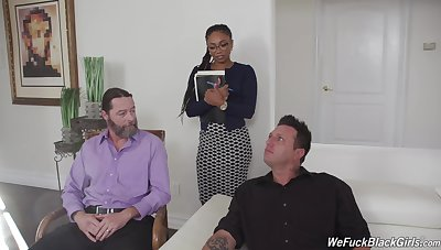 Unheard-of men shot a blast relating to strictness and proper babe Cali Caliente