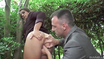 Hardcore not allowed vaginal together with anal dealings with stunning Sexy Suzy