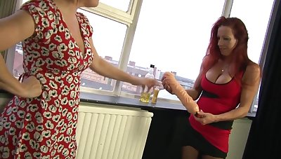 Marvelous Wendy knuckles added to tastes her mate